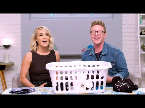 'The Tyler Oakley Show': Dirty Laundry with Carrie Underwood thumbnail