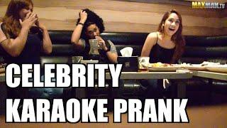 Download Lagu Celebrity Karaoke Prank - Maxmantv Gratis STAFABAND
