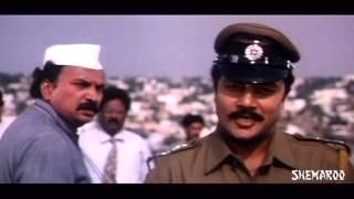 Delhi Police Movie Scenes - Sai Kumar powerful dialogues about Police - Bhavana, Kavitha