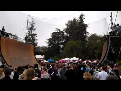 TONY HAWK HALF PIPE DEMO