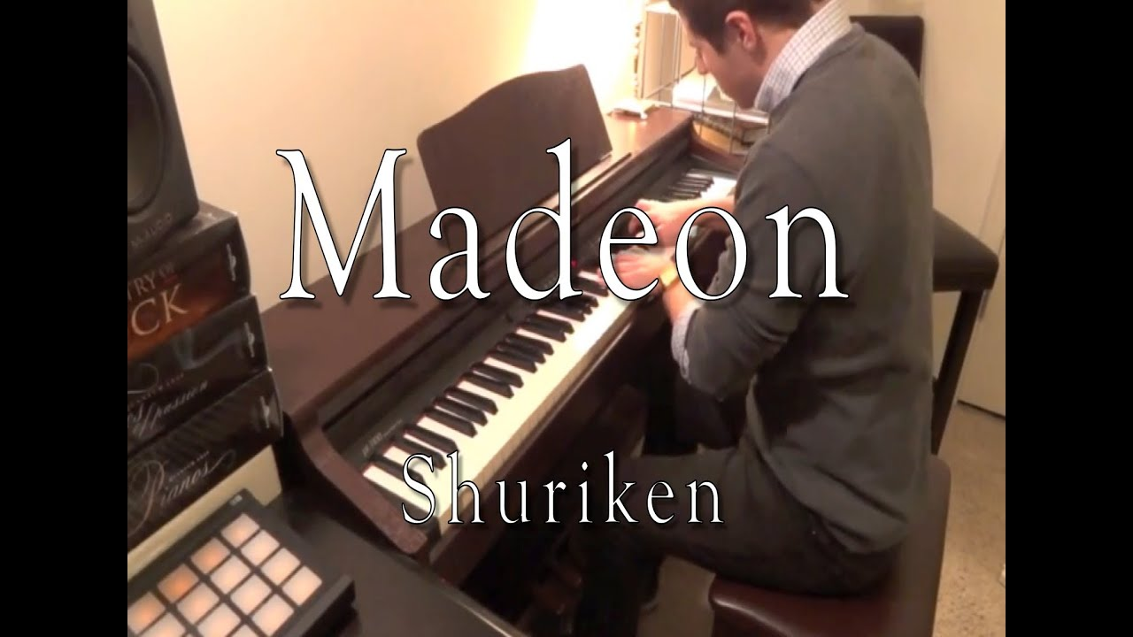 Madeon Shuriken Evan Duffy