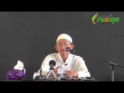 Ust. Abu Yahya B - Sayangilah Dirimu Bag.II