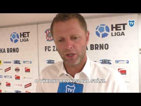 HET liga: rozhovor s Radimem Kučerou po utkání v Brně (3:1)