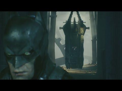 Batman Arkham Knight BatmanThe Joker Final Boss Fight