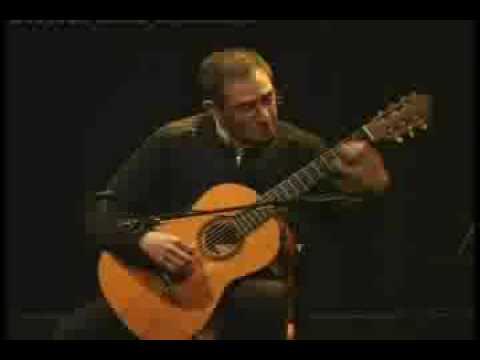 Schubert/Mertz: Ständchen. Pablo Márquez, guitarra