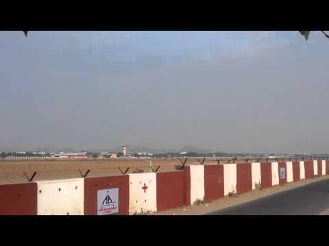 Jaipur Airport.....