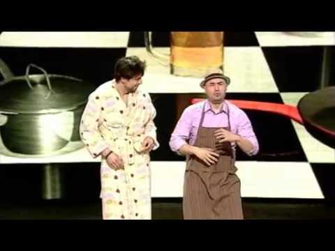 Kabaret Paranienormalni - parodia - Makłowicz Robert