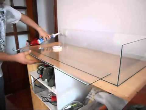 Acuario casero youtube for Como hacer un criadero de peces casero
