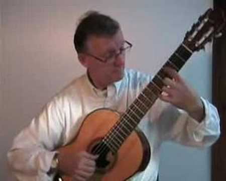 Augustin Barrios Mangoré: Vals Op. 3 No. 8