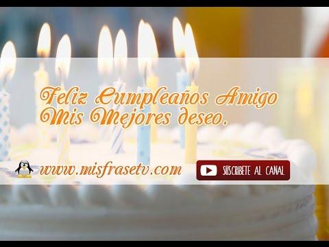 Muchas Felicidades en tu Día - Vídeos Animado de Feliz cumpleaños