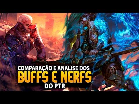 Overwatch | ANTES E DEPOIS - BUFF HANZO NERF SOLDADO E OUTRAS MUDANÇAS | Rasante #066