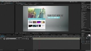 After Effects Tutorial: Make  a Cyc Wall Background