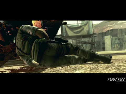 Resident Evil 5 131 Deaths HD 3 of 3