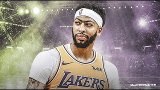 """Anthony Davis - """"Money In The Grave"""" (LAKERS HYPE)"""