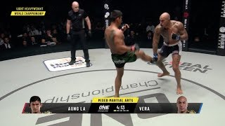 Aung La N Sang vs. Brandon Vera: ONE Century (FULL MATCH)