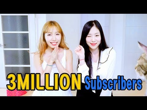 (ENGSUB) 3Million subscribers ! 구독자 300만명  WAVEYA
