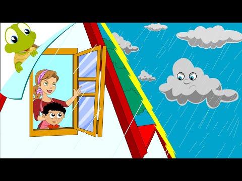 Rain Rain Go Away - Nursery Rhyme video