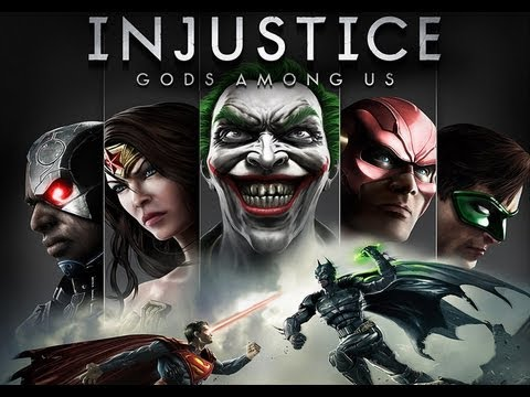 Injustice:Gods Among Us trailer dublado oficial