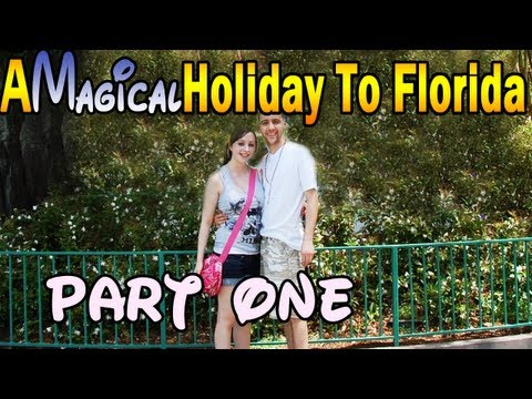 A Magical Holiday To Florida - part 1