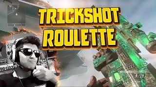 FaZe Strobe - Trickshot Roulette with FaZe Rain! (MILK)