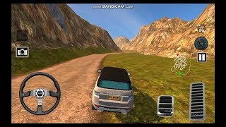 Offroad Prado Car Driver Fortuner Racing & White, Orange & Blue Suv Driving & Android GamePlay HD