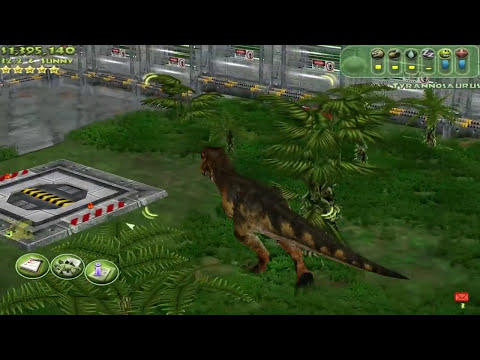 Jurassic Park: Operation Genesis - Episode 44 - PMEP Continued