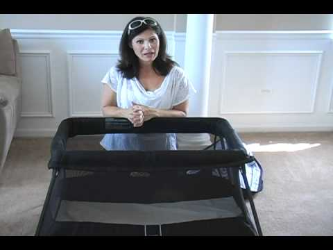 Baby Gizmo Review of the BabyBjorn Travel Crib Light 2