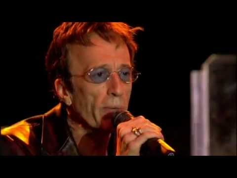 Robin Gibb (Live 2004) with The Neue Philarmonie Frankfurt Orchestra