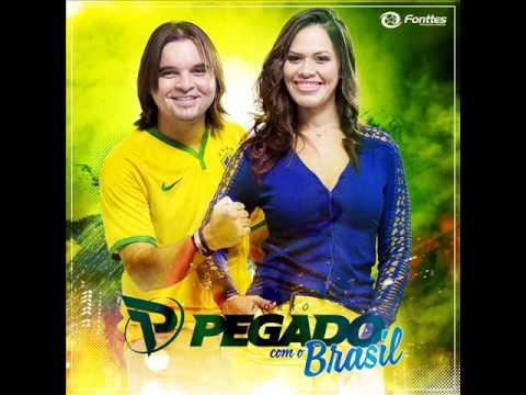 Forro Pegado-espinafre- Hulk Paraiba-junho 2014 video