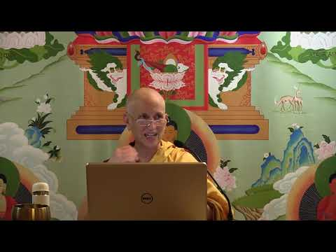 60 The Course in Buddhist Reasoning & Debate: Thought Consciousnesses & Direct Perceivers 11-01-18