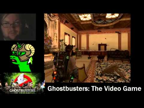 Circuit's Halloweeen Steam Vent: Ghostbusters: The Video Game