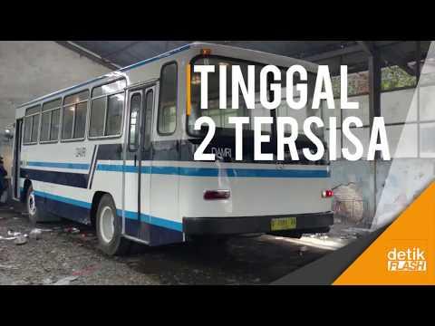 Bus Damri Legendaris Akan Mengaspal Lagi di Bandung