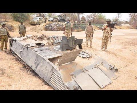 Nouveau revers de Boko Haram au Nigeria