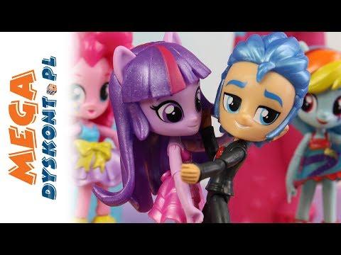 Equestria Girls Minis & Trolle - Nauka tańca - Bajki dla dzieci