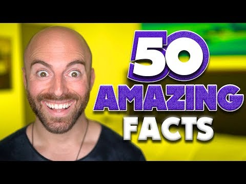 50 AMAZING Facts to Blow Your Mind! #101