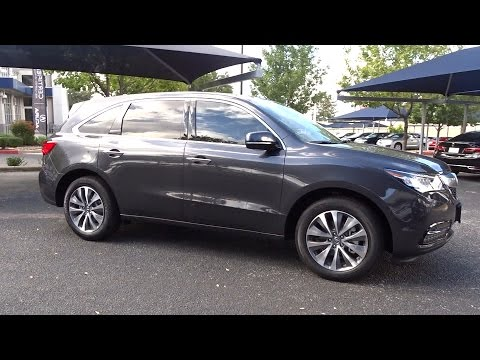 2016 Acura MDX San Antonio, Austin, Houston, Dallas, Boerne, TX AT8476