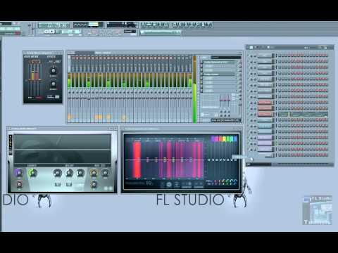 Preventing Clipping with Fruity Limiter - FL Studio 10 Tutorial - HD 1080