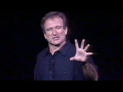 Robin Williams Blasts George W. Bush