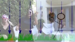 DROP IT LIKE ITS HOT (freefall remix) (physics)