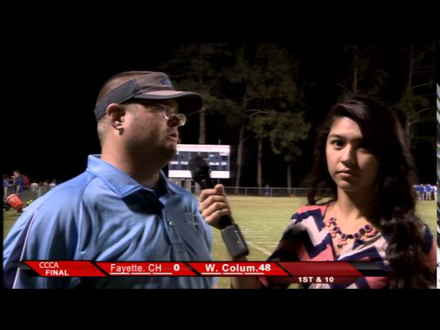 Jason Jones Interview with Lissette Martinez of CCCA