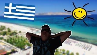 Tschurni Auf Griechenland :) | Reisevlog