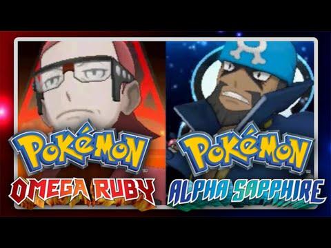ORLANDO BLOOM - Pokémon OMEGARUBY & ALPHASAPPHIRE Demo
