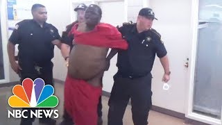 'I Can't Breathe': Video Shows Man Begging For Help Before He Died In Jail | NBC News
