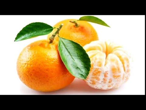 Маски для лица из мандарина в домашних условиях
