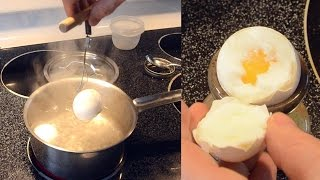 Boiled egg hardness tester