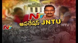 Operation JNTUK || Exposing Professors Behaviour with Students in JNTU Kakinada || Focus