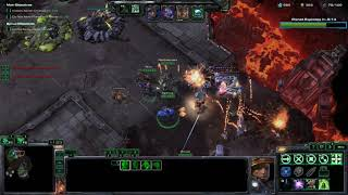 StarCraft 2 Co-op: Tychus Level 07