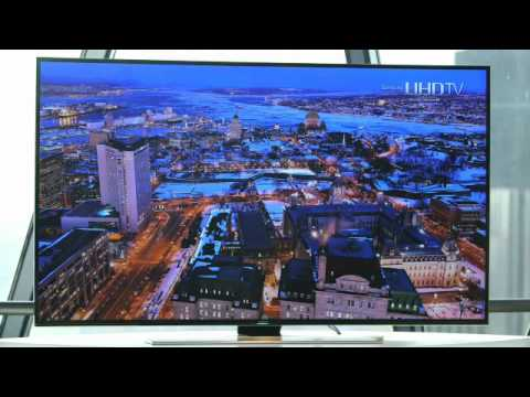 Samsung Curved UHD TV London Launch at the Gherkin