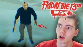 O JASON BUGOU no MAPA!!! - Friday the 13th The Game