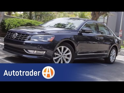 2012 Volkswagen Passat - AutoTrader New Car Review